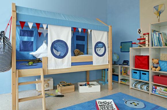 die einrichtung w chst mit bei m beln f r das kinderzimmer sind flexibilit t und sicherheit. Black Bedroom Furniture Sets. Home Design Ideas