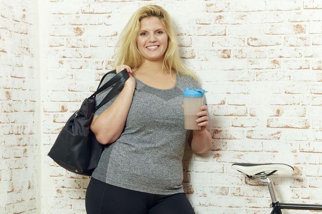 Auf dem Weg zum Wohlfühlgewicht sollte man sich begleiten lassen - Stella hat das sechswöchige Konzept getestet.