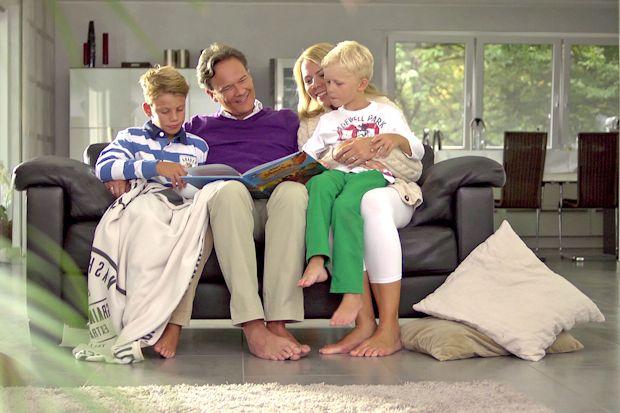 effiziente fu bodenheizung erzeugt behagliche w rme und. Black Bedroom Furniture Sets. Home Design Ideas