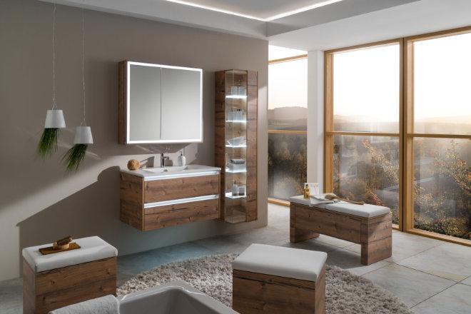 Viele Deutschen träumen von einem neuen Bad. Besonders wichtig sind Verbrauchern das Design, Barrierefreiheit und Möbel mit viel Stauraum.