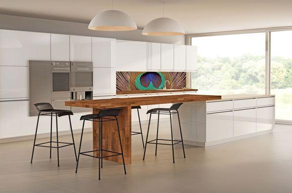 eine offene wohnk che bietet ganz neue optionen sollte aber gut geplant sein ratgeberbox. Black Bedroom Furniture Sets. Home Design Ideas