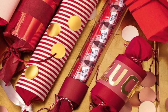 Knallbonbons Basteln festtage mit knall effekt überraschende dekorationen zu weihnachten