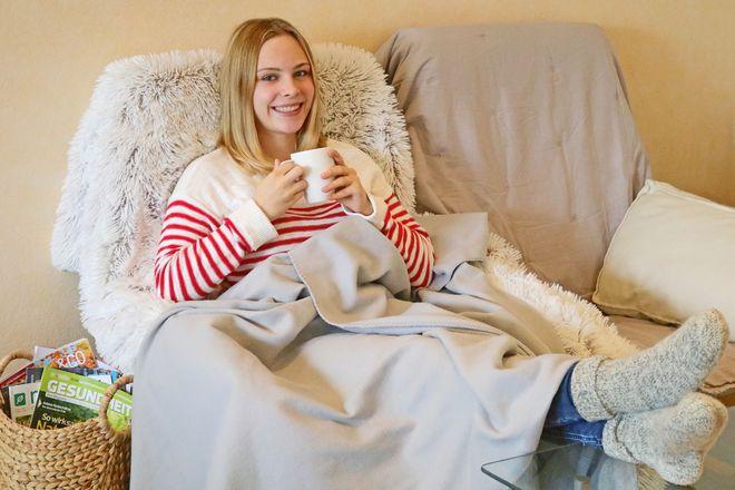 Mit Entspannung, Kräutertees und Naturmitteln lassen sich Erkältungskrankheiten meist gut in den Griff bekommen.