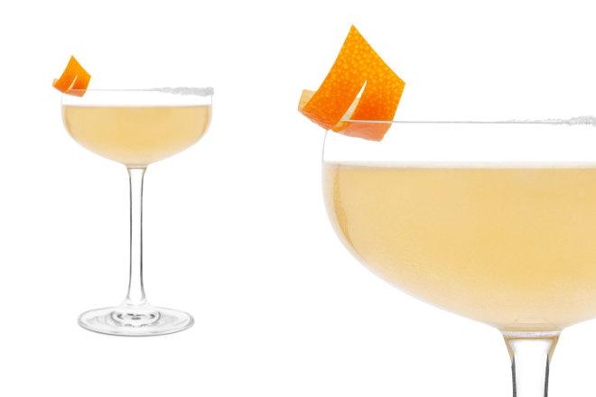 Zimtsirup sorgt bei dieser Margarita-Variante für winterliche Aromen im Glas.