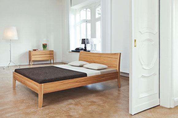 Mit natürlichen Materialien im Schlafzimmer für ein gesundes ...