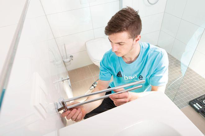 Badexperten bieten alles aus einer Hand, von der Beratung und Planung bis zur Montage.
