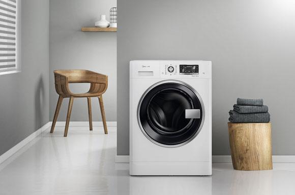 Moderne Waschtrockner vereinen gleich mehrere Funktionen in nur ...