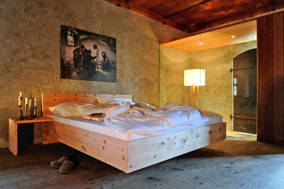 nat rliche h lzer erholsamer schlaf die einrichtung des schlafzimmers beeinflusst die qualit t. Black Bedroom Furniture Sets. Home Design Ideas