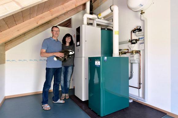privates kraftwerk die brennstoffzellen technologie wird nun auch f r eigenheime attraktiv. Black Bedroom Furniture Sets. Home Design Ideas