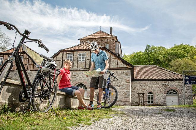 Die Luisenhütte in Balve gilt als ältester noch erhaltener Hochofen in Deutschland. Industriekultur und Naturerlebnis treffen hier aufeinander.