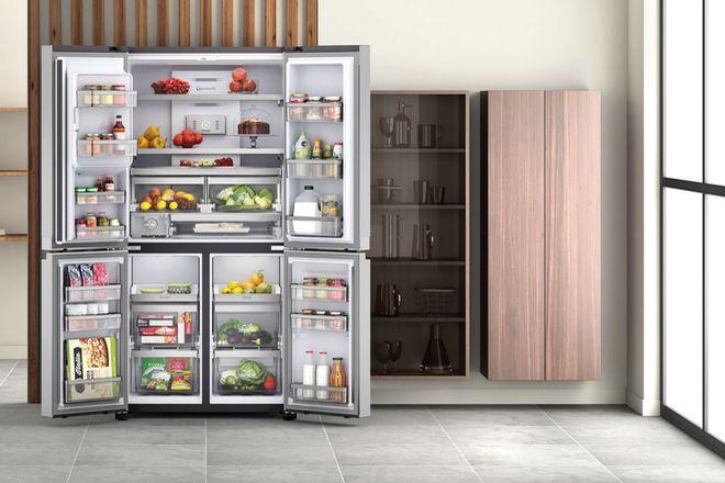 Die Menschen hierzulande wünschen sich laut einer Umfrage Kühl-und Gefrierschränke mit  größerer Lagerkapazität.