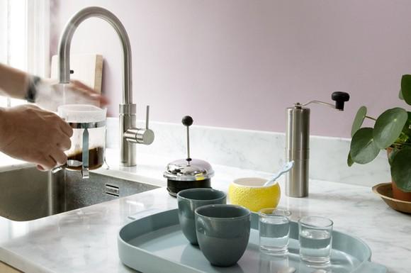 sofort auf betriebstemperatur kochend wasserh hne sind praktische helfer in der k che. Black Bedroom Furniture Sets. Home Design Ideas