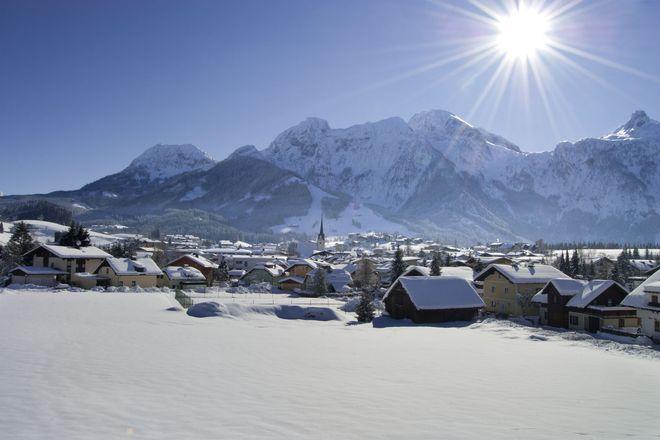 Die Gemeinde Abtenau ist ein beschaulicher Wintersportort im SalzburgerLand.