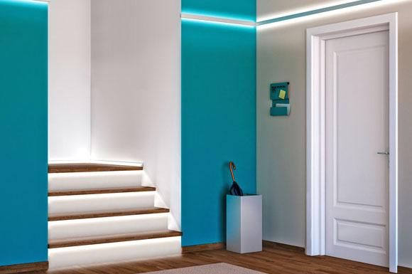 Licht Im Treppenhaus unfallrisiko in treppenhaus und flur gutes licht schützt vor