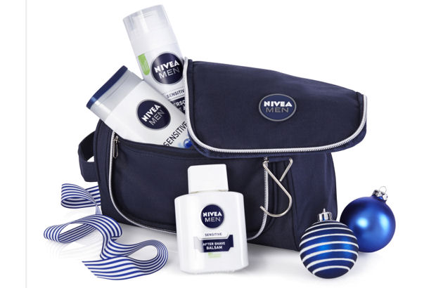 NIVEA Men Sensitive Travel-Set