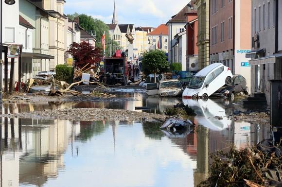 Folgen Von Hochwasser