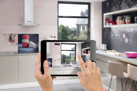 vorher schon sehen wie s sp ter wirkt per augmented. Black Bedroom Furniture Sets. Home Design Ideas