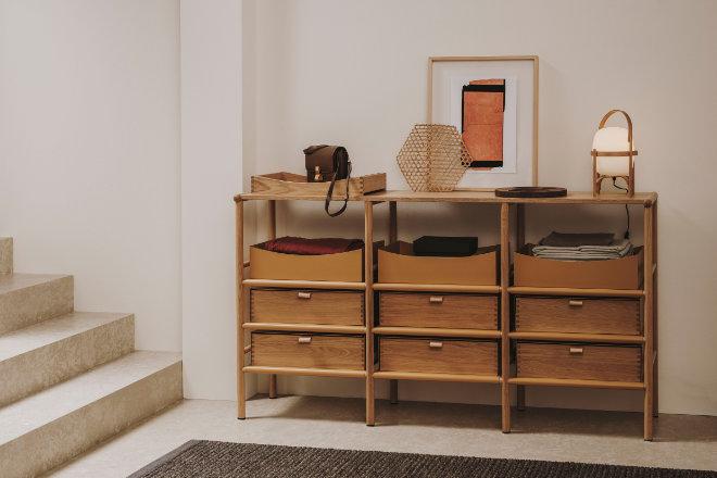 Heute ein Sideboard, morgen ein praktischer Küchenschrank: Moderne Möbelsysteme passen sich wechselnden Anforderungen an.